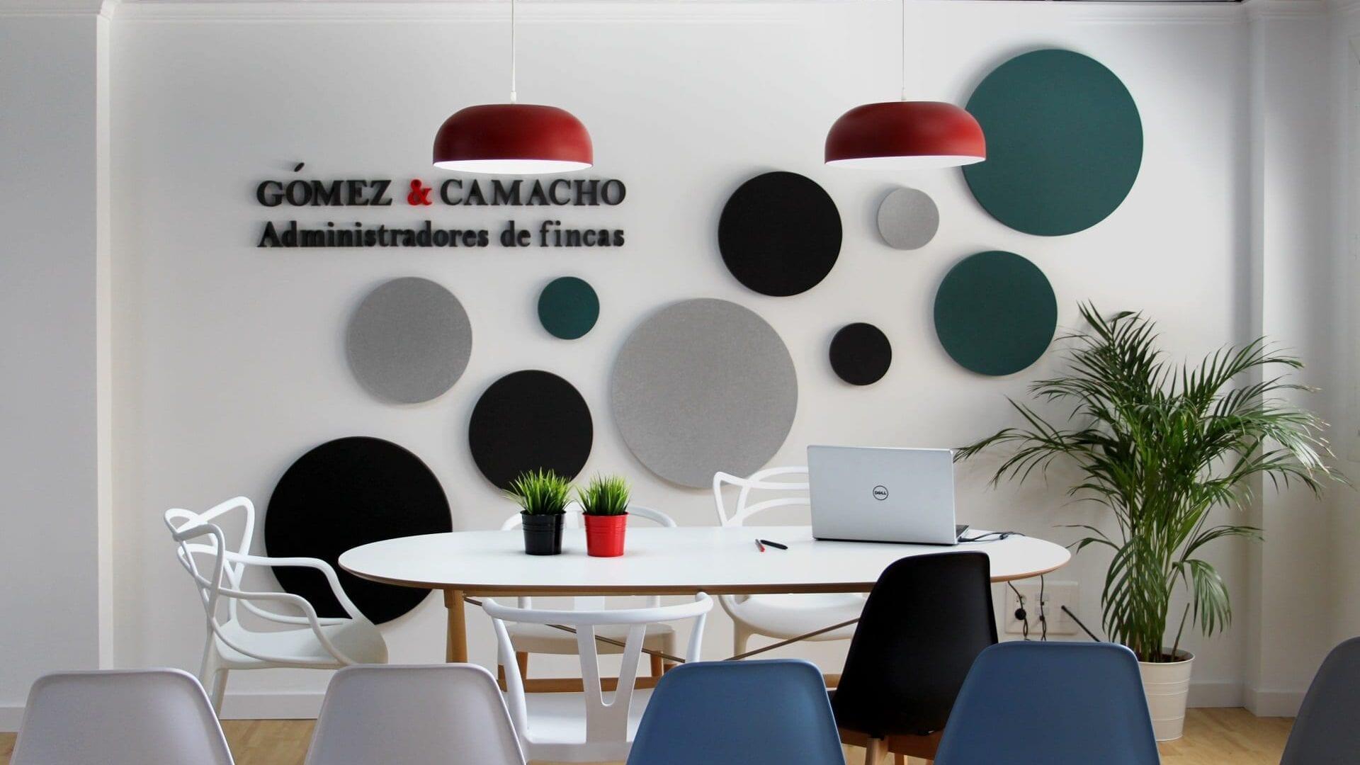 Gómez & Camacho Administradores de Fincas